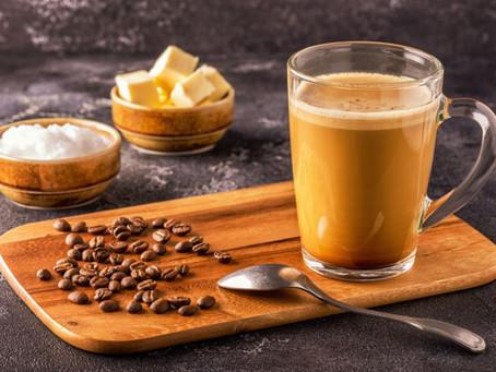 """El famoso """"Bulletproof Coffee"""" o """"Café antibalas"""" ¿Te ayudará a bajar de peso?"""