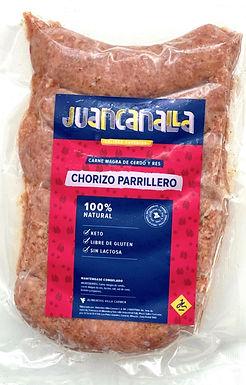 Chorizo parrillero 100% natural Keto