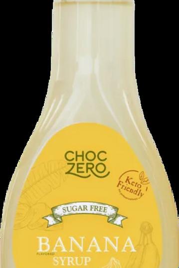 Sirope sabor Banana sin azúcar