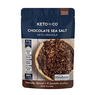 Granola KETO 258g