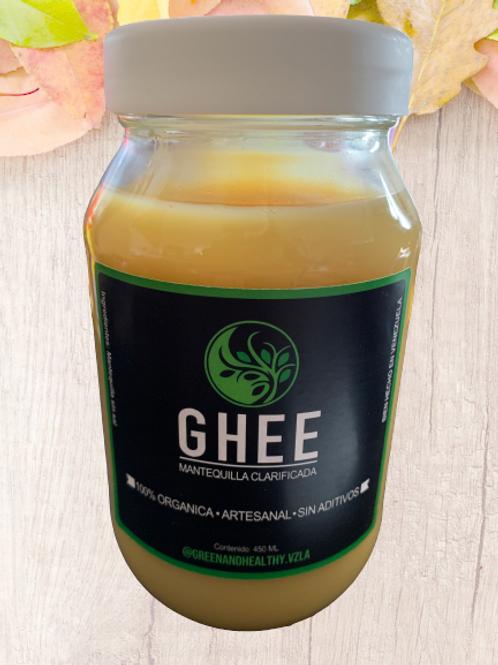 Ghee mantequilla clarificada 450 ml