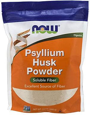 Psyllium Husk o Cáscara de Psilio en polvo 680 g