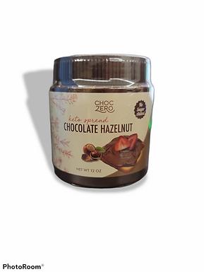 Crema de chocolate y avellanas 340g