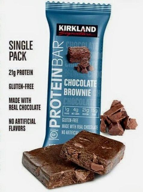 Barra de proteína sabor Brownie
