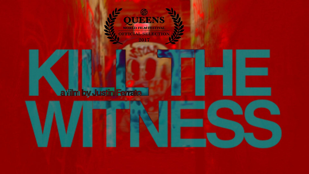 """""""Kill The Witness"""" Experiential Film by Justin Ferrato & Record by Disco Fawkes Out 3/19-Dauntless Media-Be Dauntless"""
