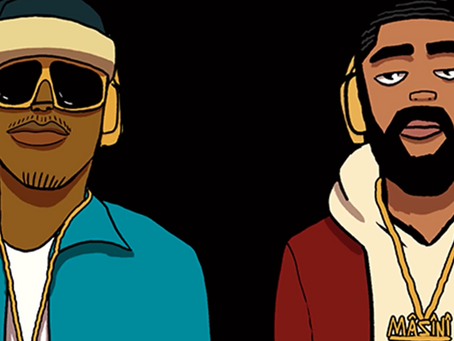 """Tito Montana and Dave East Self Reflect in New Animated Video """"Must Be Crazy"""""""