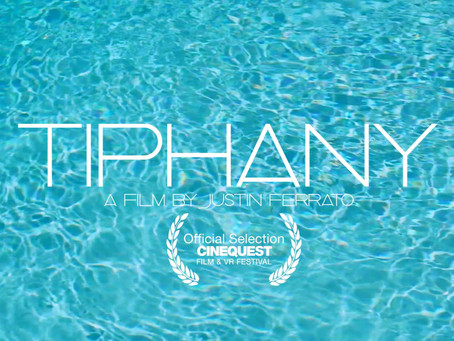 """Cinequest Film and Virtual Reality Festival 2017 Set For World Premiere Of """"TIPHANY"""" Short"""