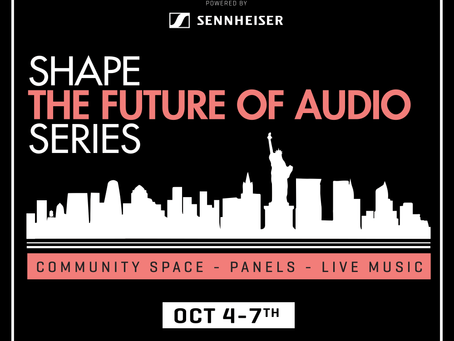 Join Dauntless Media at The Digilogue x Sennheiser Shape The Future of Audio Experience Series!