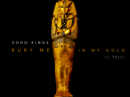 Hear Soho Kings ft. Fame School Telli 'Bury Me In My Gold' & See Them Live with Mickey Avalon at