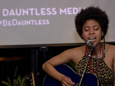 Dauntless Digs: Watch Singer, Songwriter and Dauntless Queens Nyla Ninja Rose Perform Originals and