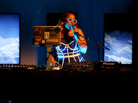 Dauntless Queens: Suzi Analogue Soundtracks Chromat's S/S18 Runway Collection at New York Fashio