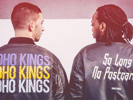 """NYC Trap Pop Duo SoHo Kings Release New Song """"Roads"""" Feat. Jose Santiago and Blacks Money"""