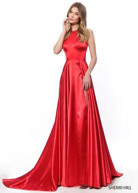 Платье Sherri Hill 52120