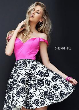 Платье Sherri Hill 50545