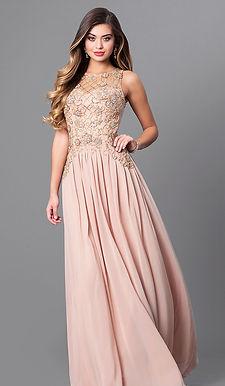 Изумительное выпускное платье