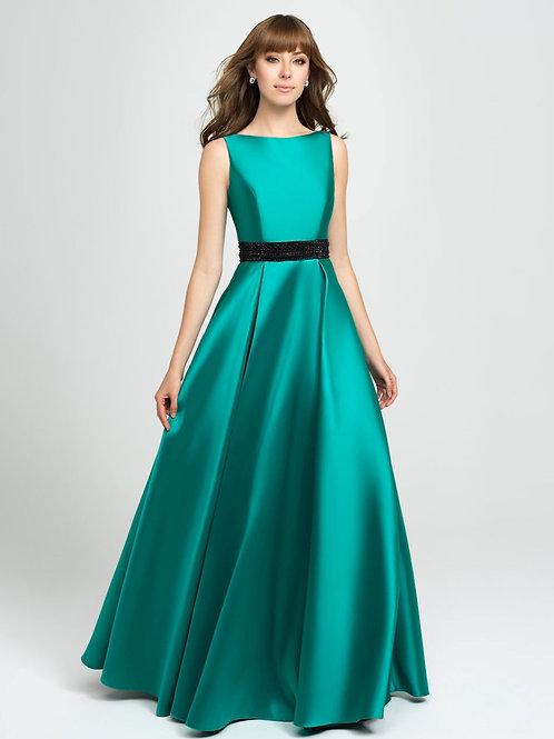 Выпускное платье с поясом