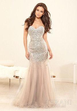 Платье TERANI Couture