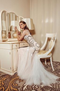 Платье JVN by Jovani 41356