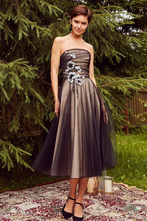 Платье бюстье Дженис