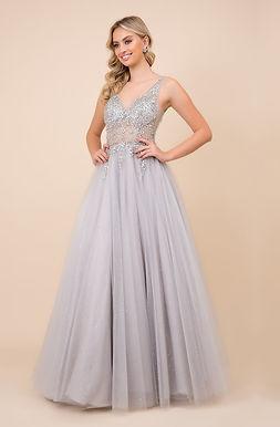Мерцающее платье Амели