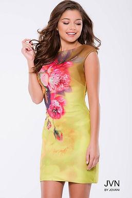 Платье JVN by Jovani 27384