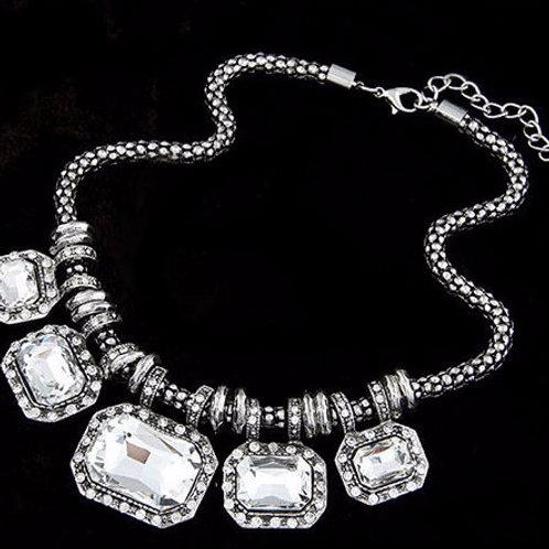 Ожерелье Whire Diamond