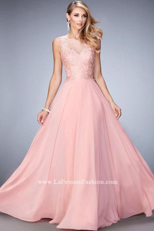 Платье La Femme 22824