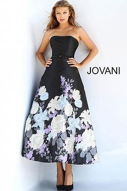 Миди платье JOVANI