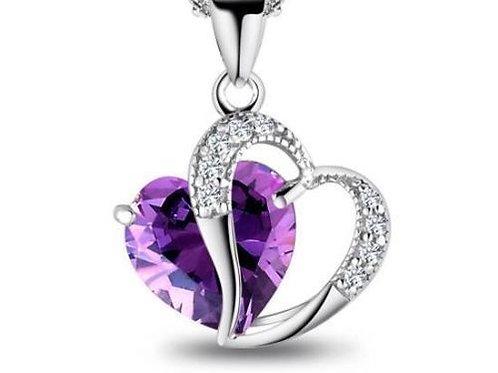 Кулон Heart Crystal