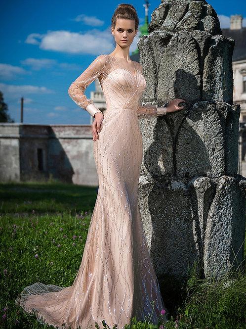 Роскошное вечернее платье Бриона