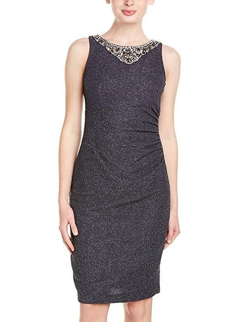 Вечернее платье с блестками