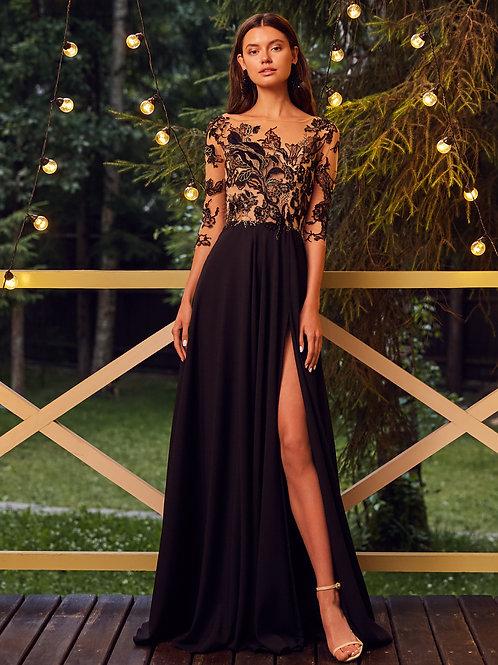 Вечернее платье Блэк