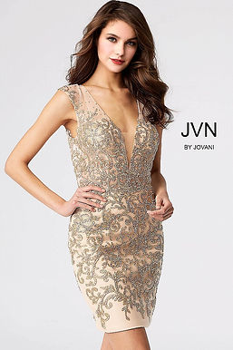 Платье JVN by Jovani 55145