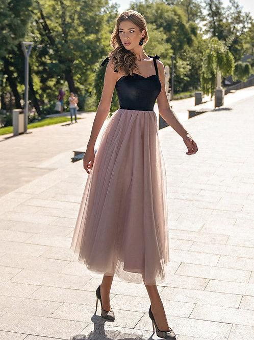 Выпускное платье Ариэлла (миди)