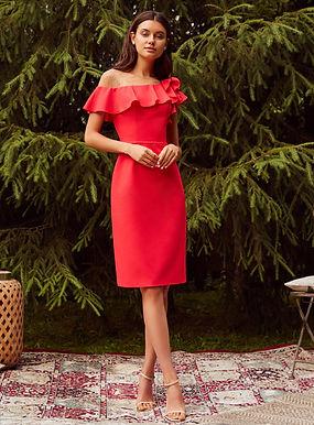 Платье-футляр Эфелита