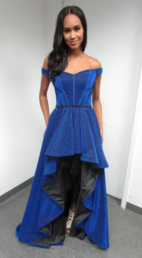 Платье Jovani 56054