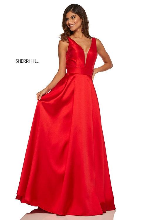 Платье Sherri Hill 52502
