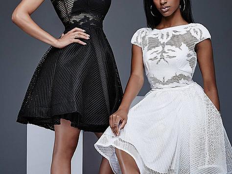 Новая коллекция стильных платьев от дизайнера MASLAVI