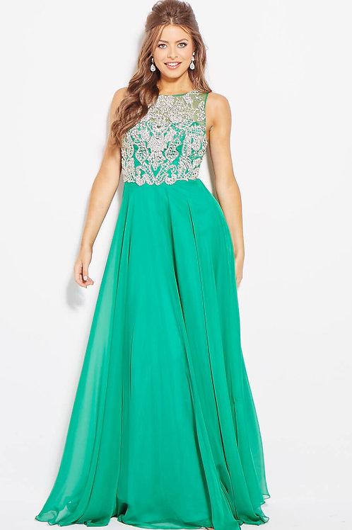 Платье JVN by Jovani 48709