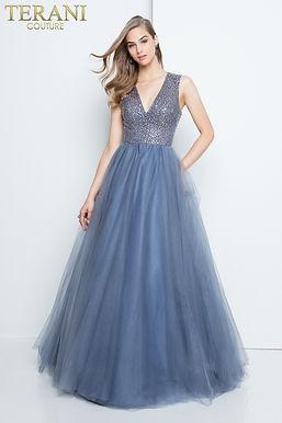 Вечернее платье Terani