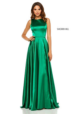 Платье Sherri Hill 52407