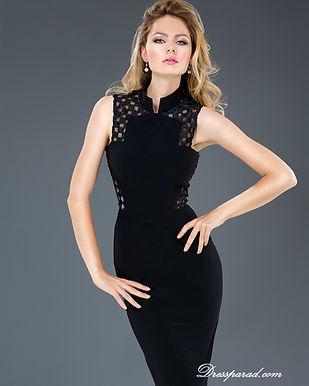 Платье JOVANI 89986 (белый)