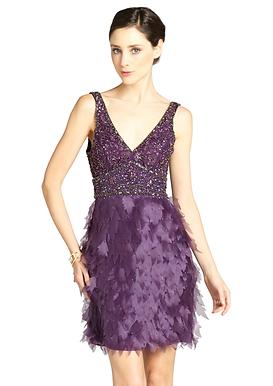 Эффектное платье в стиле Гэтсби