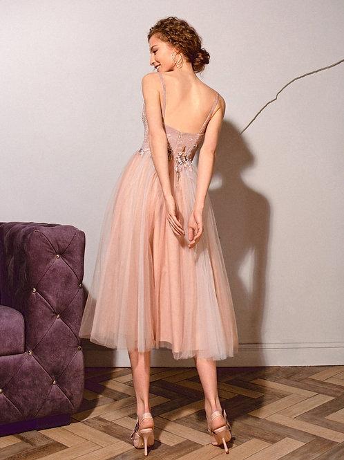 Мерцающее платье Виталина