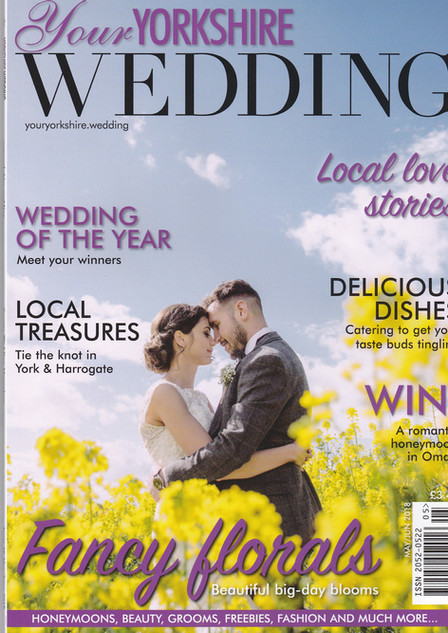 Jades wedding coverage