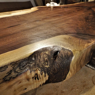 Black Walnut Bar Top