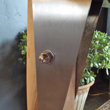 Stainless Steel Leg Bracket