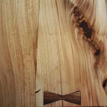 Walnut Bow-Tie