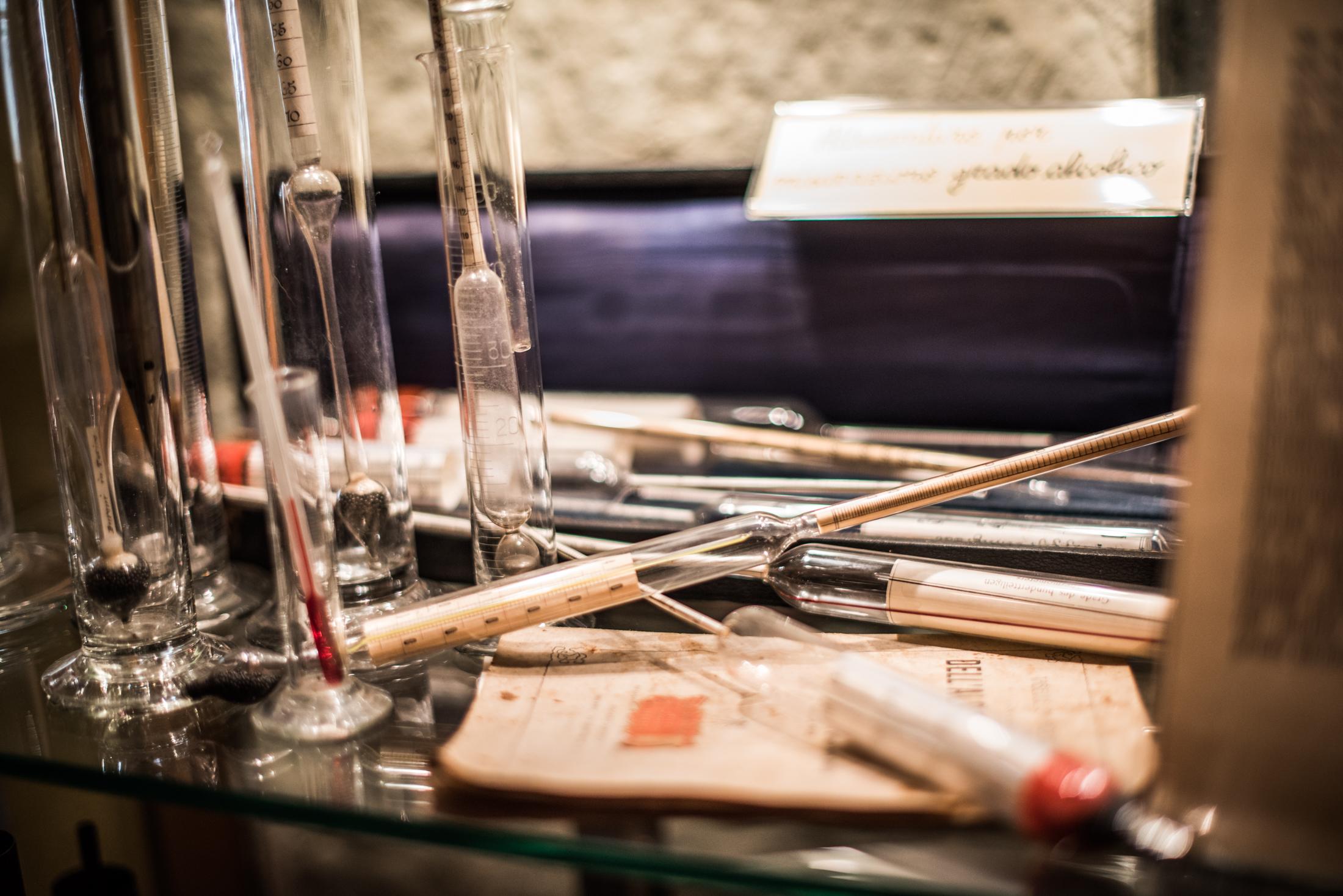 Il Museo Distillerie Mantovani