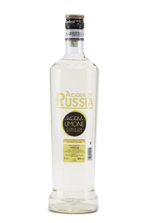 """Vodka Limone """"Acqua di Russia"""""""